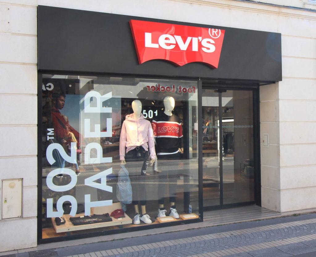 Levi's - Rue de Bordeaux