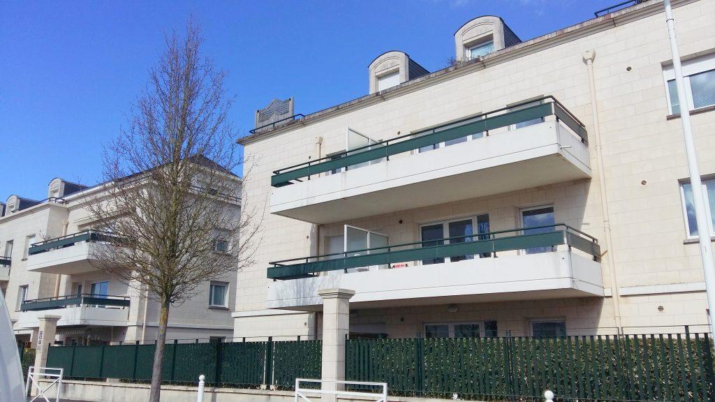 Location appartement T3 Saint-Cyr-sur6loire