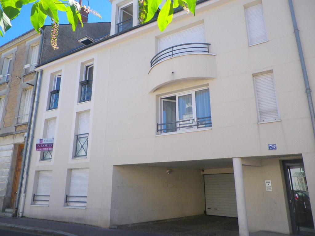 Location appartement T3 Tours Prébendes