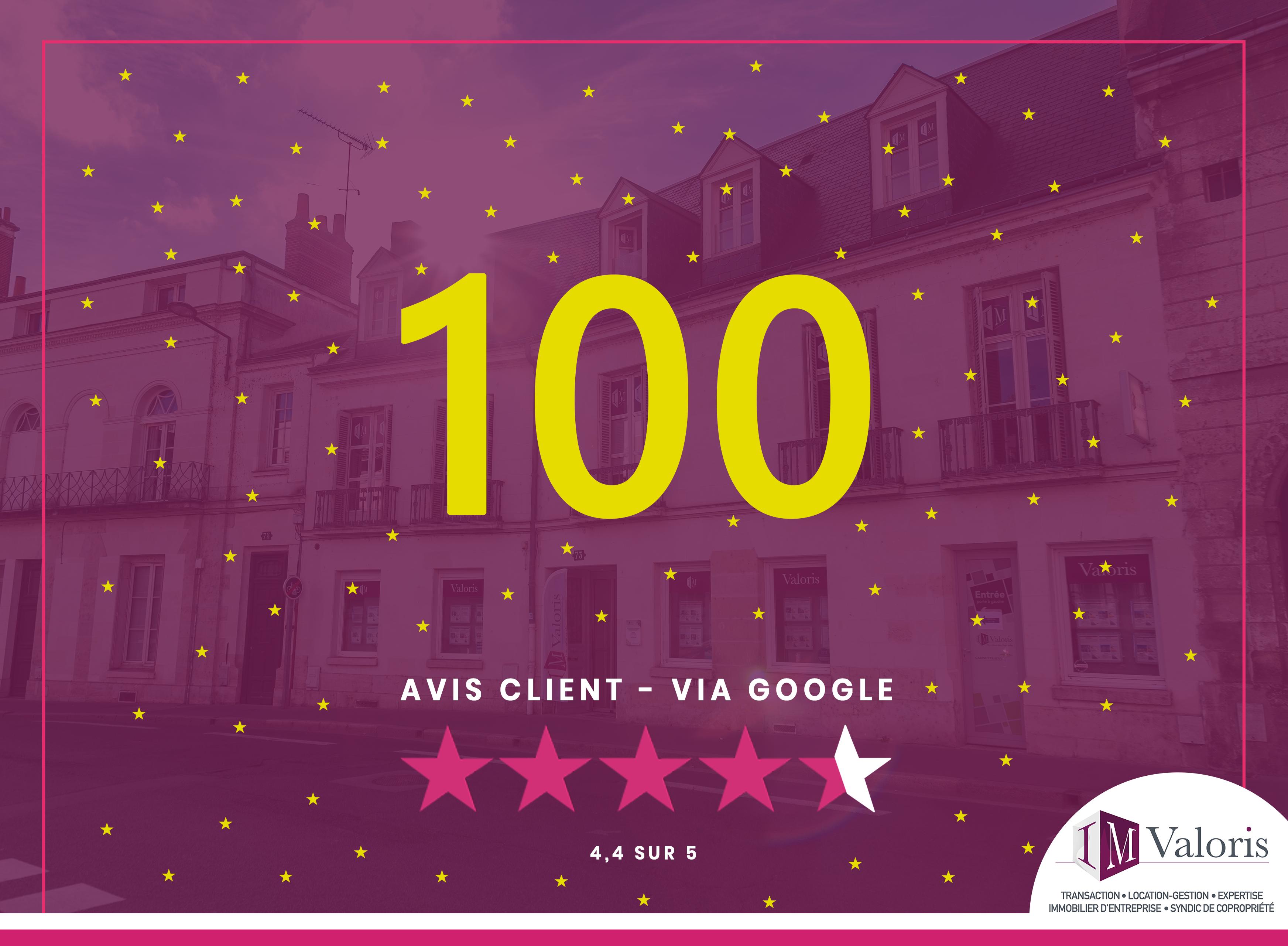 IM Valoris recommandations clients avis meilleure agence immobilière Tours