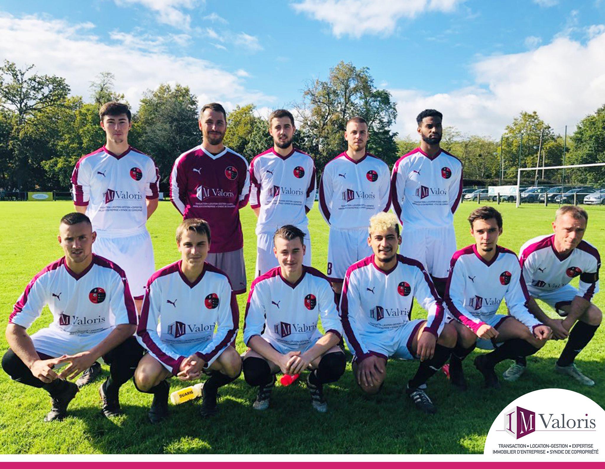 IM Valoris sponsorise le FC VAL